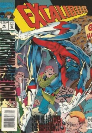 Excalibur (1988-1998)#76A