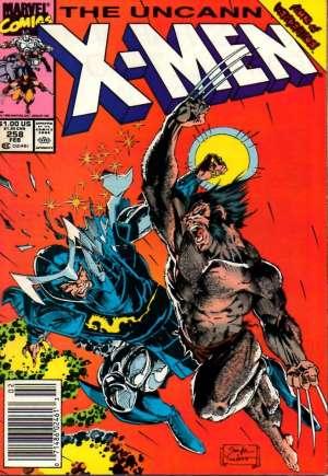 Uncanny X-Men (1963-2011)#258A