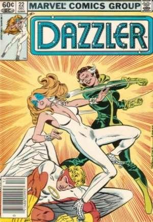 Dazzler (1981-1986)#22A