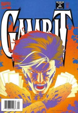 Gambit (1993-1994)#4A