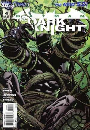 Batman: The Dark Knight (2011-2014)#4A
