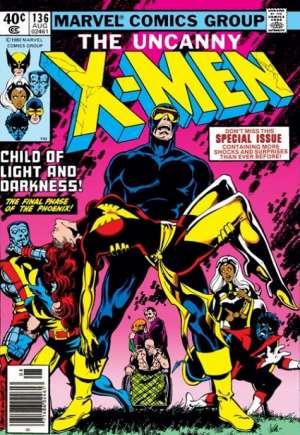 Uncanny X-Men (1963-2011)#136A