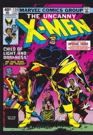 Uncanny X-Men (1963-2011)#136D