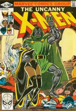 Uncanny X-Men (1963-2011)#145B