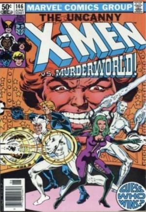 Uncanny X-Men (1963-2011)#146A