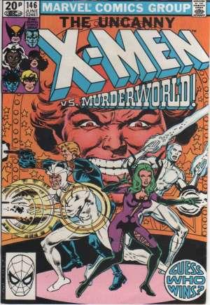 Uncanny X-Men (1963-2011)#146C