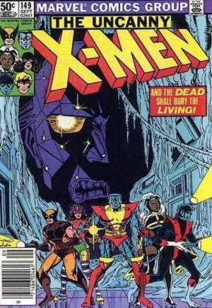 Uncanny X-Men (1963-2011)#149A