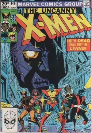 Uncanny X-Men (1963-2011)#149C