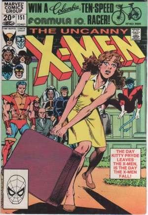 Uncanny X-Men (1963-2011)#151C