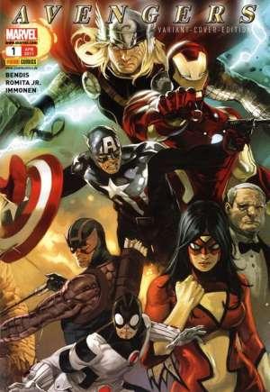 Avengers (GER) (2011-2012)#1B