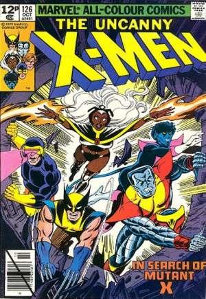 Uncanny X-Men (1963-2011)#126C