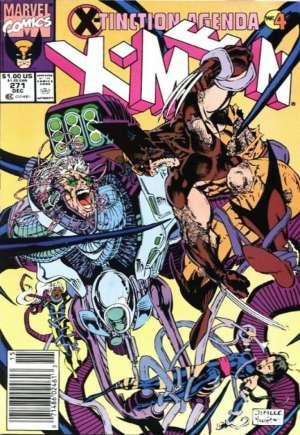 Uncanny X-Men (1963-2011)#271A