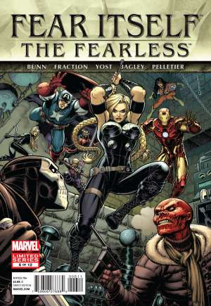 Fear Itself: The Fearless #6