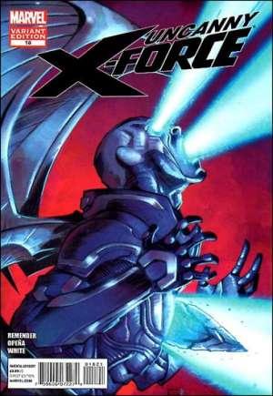 Uncanny X-Force (2010-2012)#18C