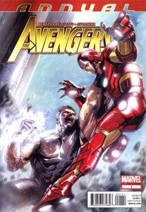 Avengers (2010-2012)#Annual 1A