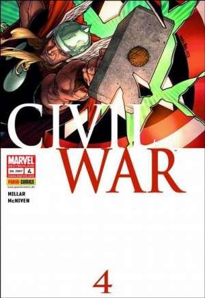Civil War (GER) (2007)#4