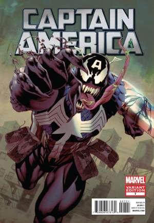 Captain America (2011-2012)#7B