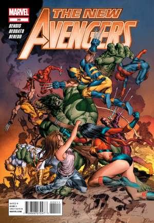 New Avengers (2010-2013)#20A
