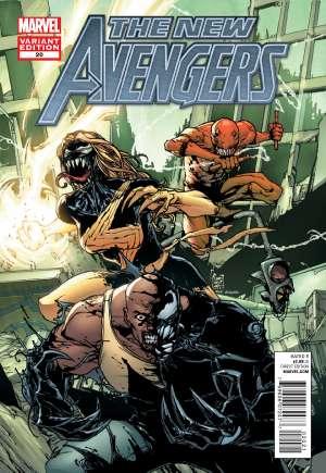 New Avengers (2010-2013)#20B