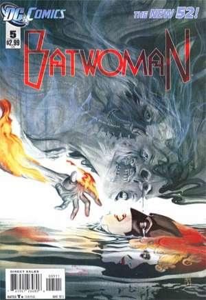 Batwoman (2011-2015)#5A