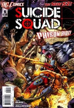 Suicide Squad (2011-2014)#5