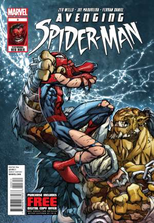 Avenging Spider-Man (2012-2013)#3A
