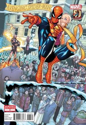 Avenging Spider-Man (2012-2013)#3B