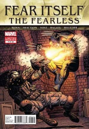 Fear Itself: The Fearless#7