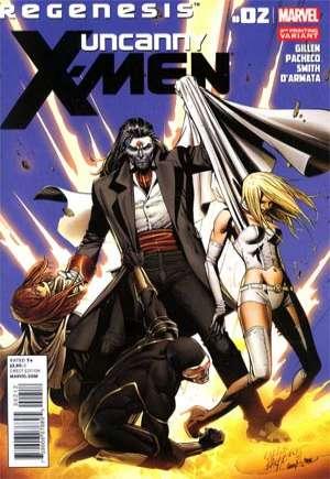 Uncanny X-Men (2011-2012)#2C