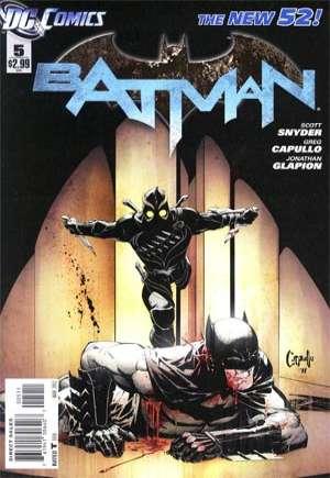 Batman (2011-2016)#5B