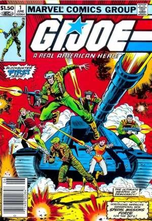 G.I. Joe (1982-1994)#1A