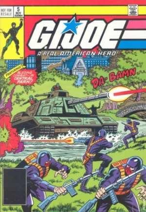 G.I. Joe (1982-1994)#5E