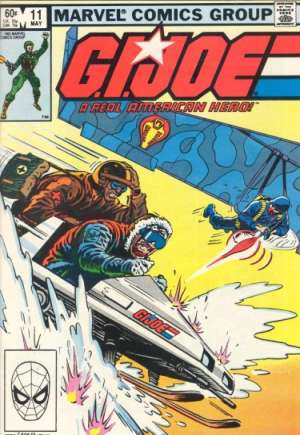 G.I. Joe (1982-1994)#11B