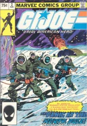 G.I. Joe (1982-1994)#2C