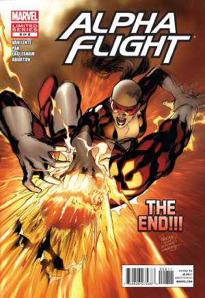 Alpha Flight (2011-2012) #8A