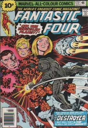 Fantastic Four (1961-1996)#172C