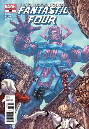 Fantastic Four (2012)#602A