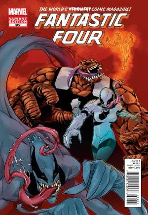 Fantastic Four (2012)#602B