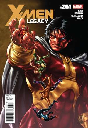 X-Men: Legacy (2008-2012)#261A