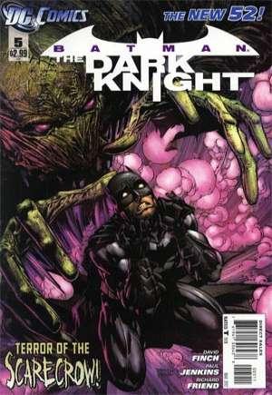 Batman: The Dark Knight (2011-2014)#5A