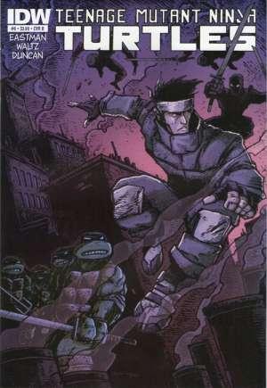 Teenage Mutant Ninja Turtles (2011-2021)#6B