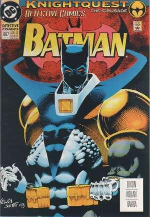 Detective Comics (1937-2011, 2016-Present)#667B