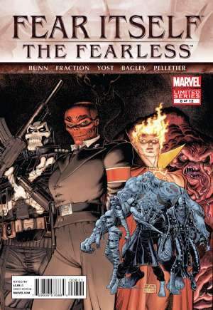 Fear Itself: The Fearless#8