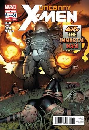 Uncanny X-Men (2011-2012)#6