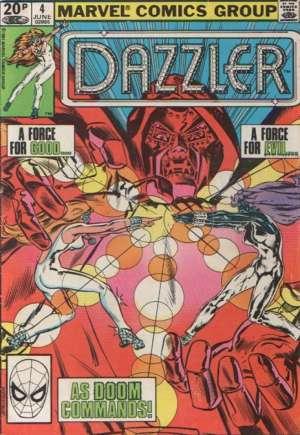 Dazzler (1981-1986)#4C