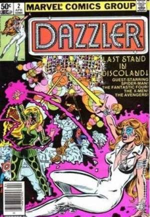Dazzler (1981-1986)#2A