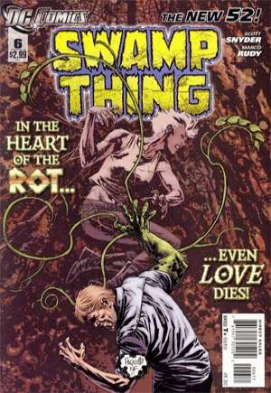 Swamp Thing (2011-2015)#6A