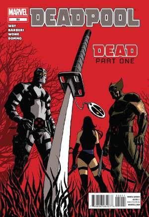 Deadpool (2008-2012)#50A
