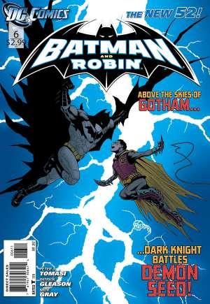 Batman and Robin (2011-2015)#6