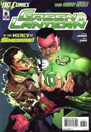 Green Lantern (2011-2018)#6A